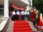открытие центра китайской культуры 126